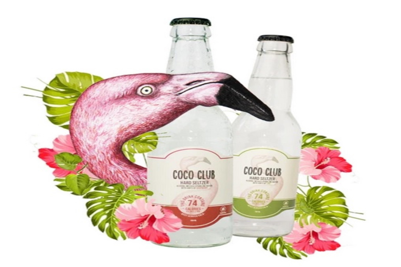 Nieuw: Coco Club Hard Seltzer